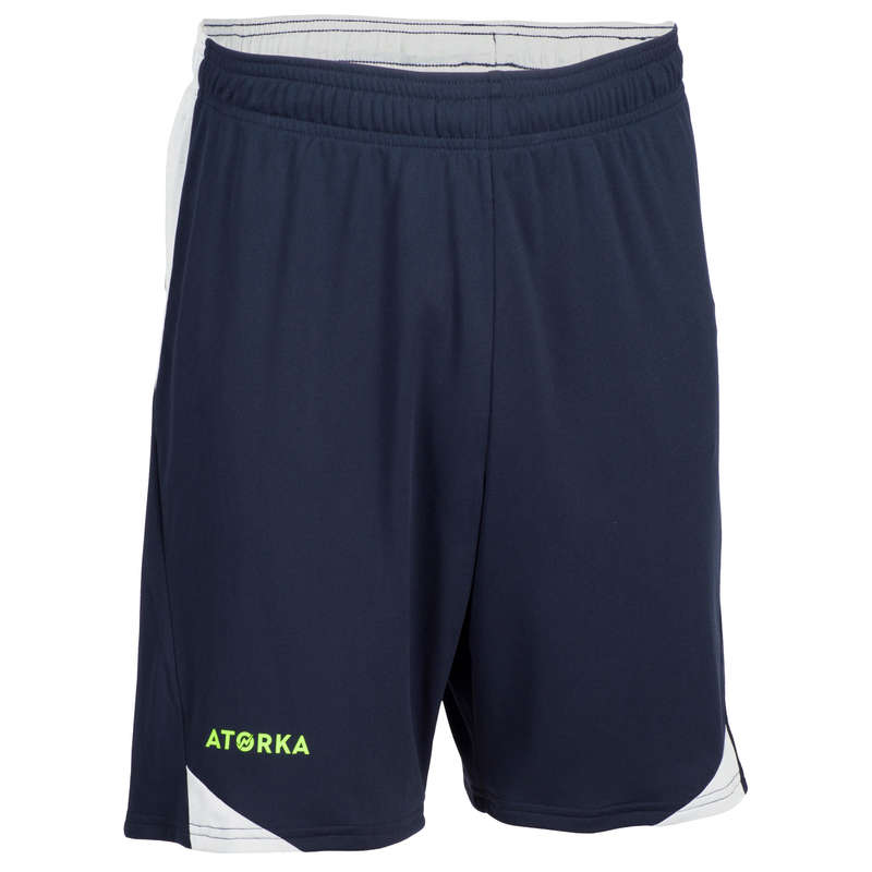 Încălțăminte din material textil Handbal Bărbați Baschet, Handbal, Volei, Rugby - Şort handbal H500 Bărbaţi  ATORKA - Handbal