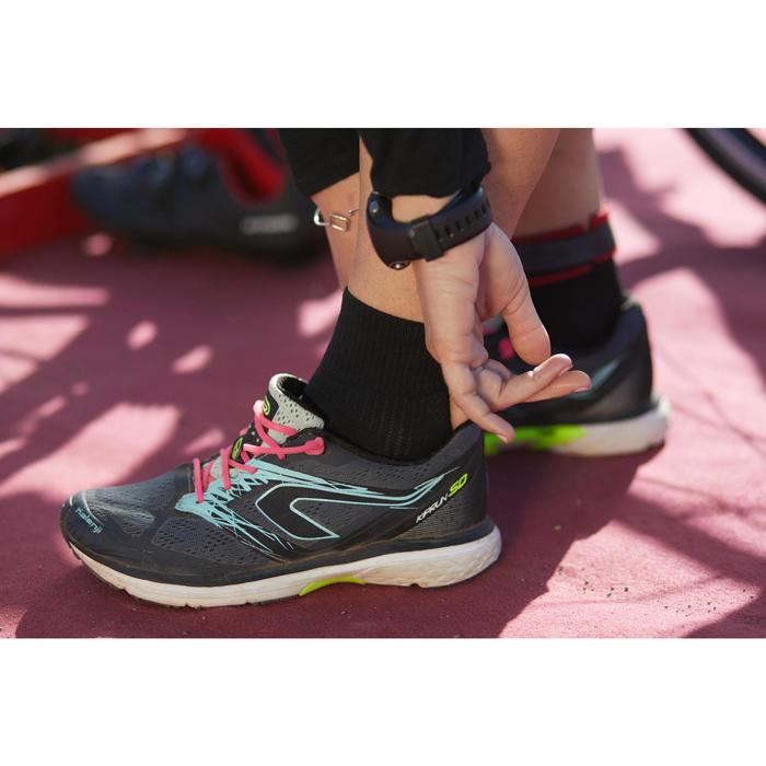 Siliconen veters Freelace TS roze triatlon