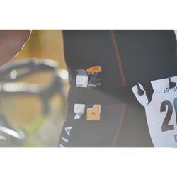 Haltegurt für Startnummer Kurzstrecken-Triathlon Größe S bis XXXL
