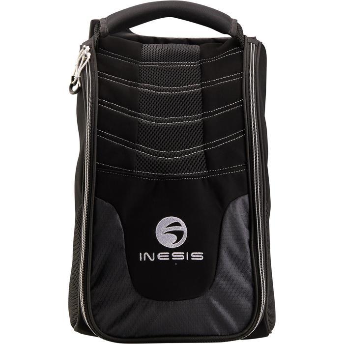 Sac à chaussures Golf INESIS noir - 1323582