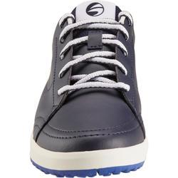 Chaussures golf enfant bleu marine