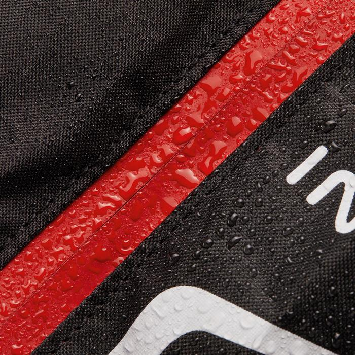 Regenhülle Golftasche schwarz