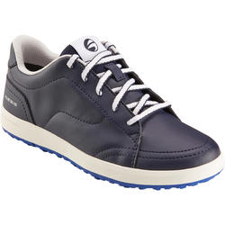 Chaussures de golf enfant bleu marine