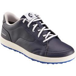 Golfschoenen kind marineblauw