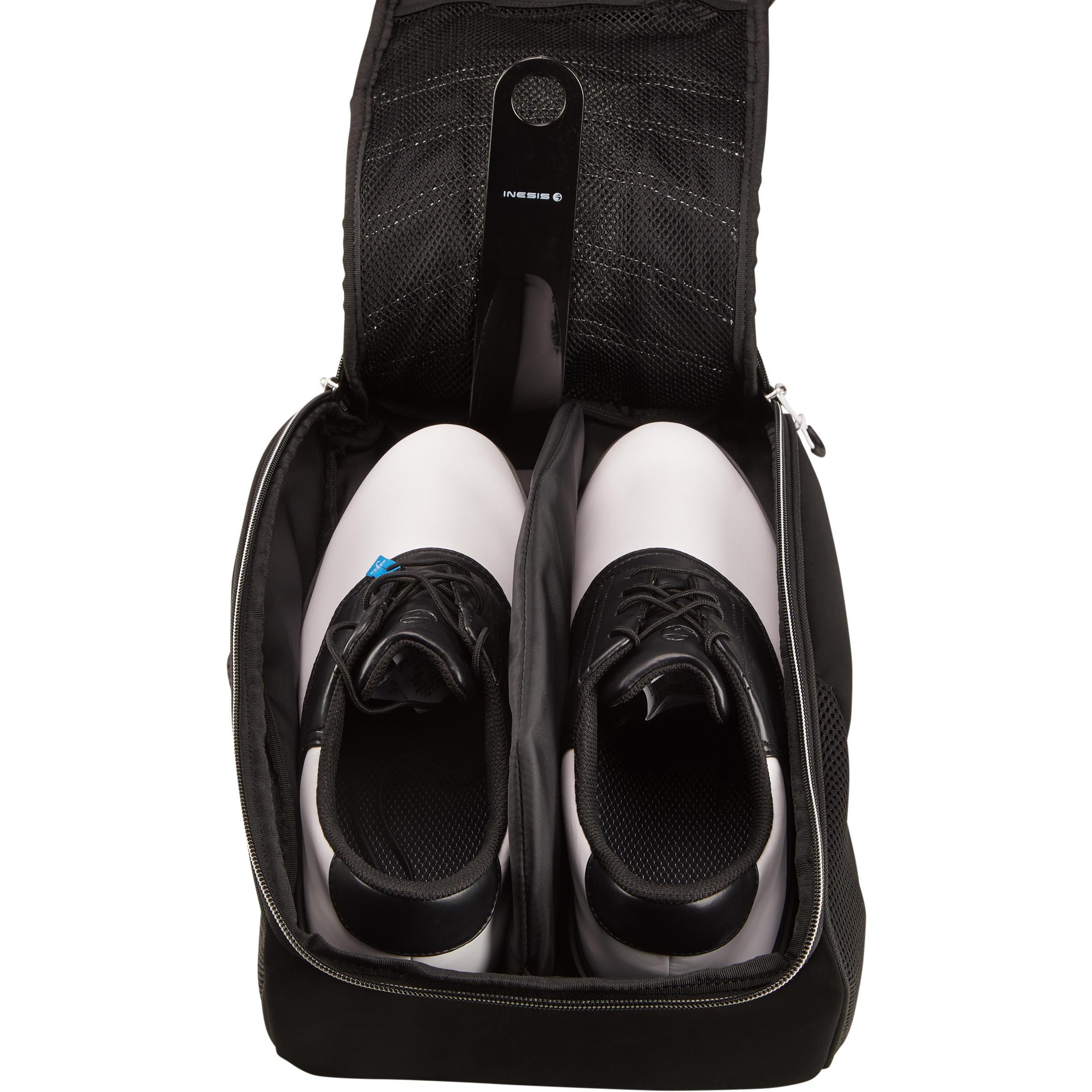 Golf Shoe Bag - Black
