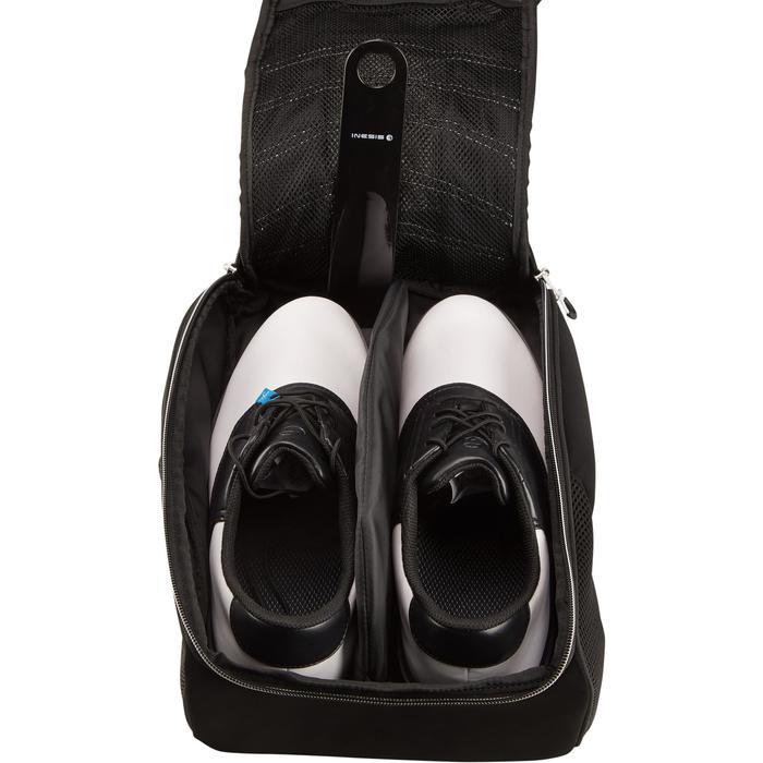 Sac à chaussures Golf INESIS noir - 1323664