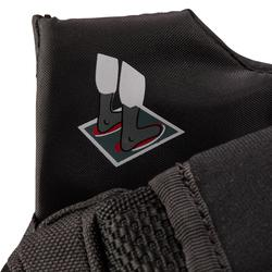 Golf Schuhtasche schwarz