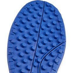 Zapatos golf niños azul marino
