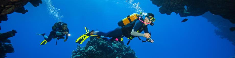 koppel-duiken