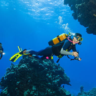 Scuba Diving - die richtige Tarierweste / BCD