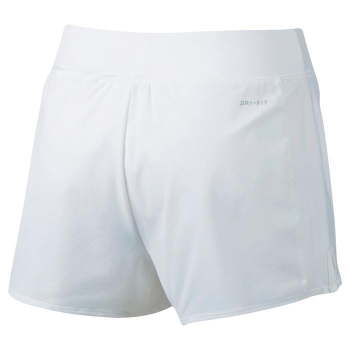 Shorts Nike Pure Tennis Damen weiß