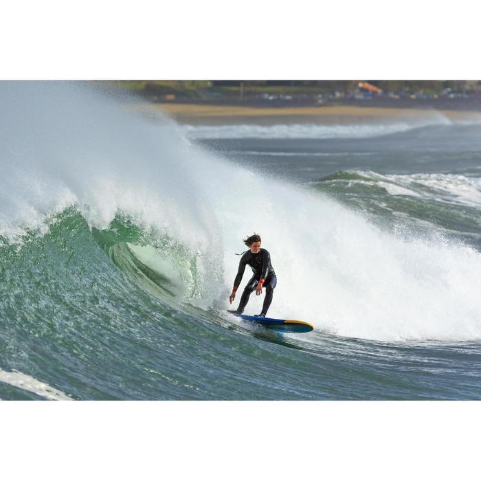 Combinaison SURF 500 Néoprène 4/3 mm homme Bleu marine - 1323975