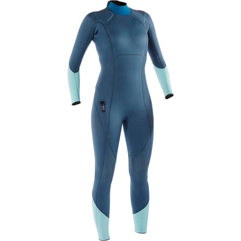 SCD SUITS >25° Potápění a šnorchlování - DÁMSKÝ NEOPREN SCD 540 3 MM SUBEA - Potápění