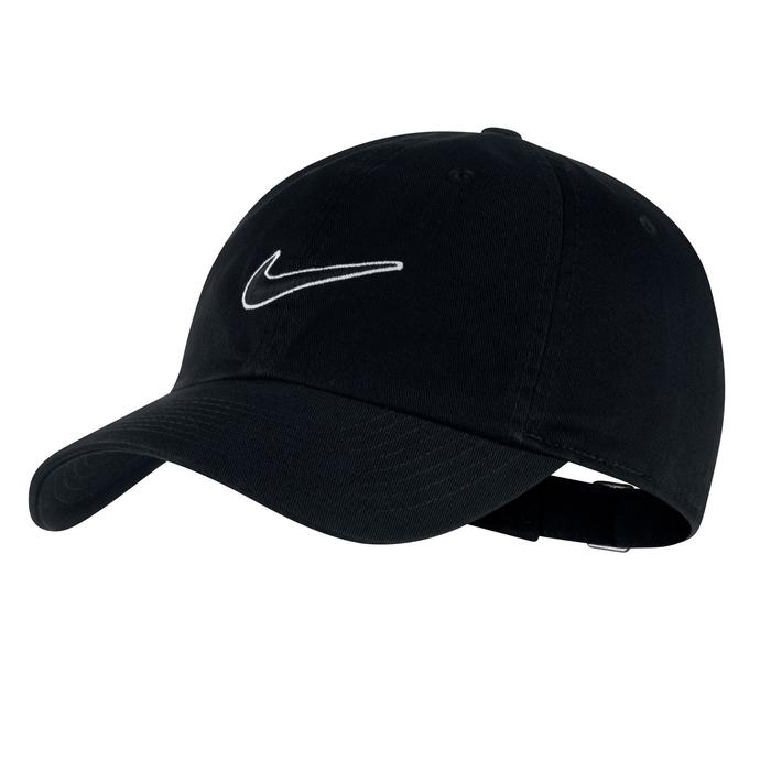 Pet volwassenen Nike racketsporten zwart