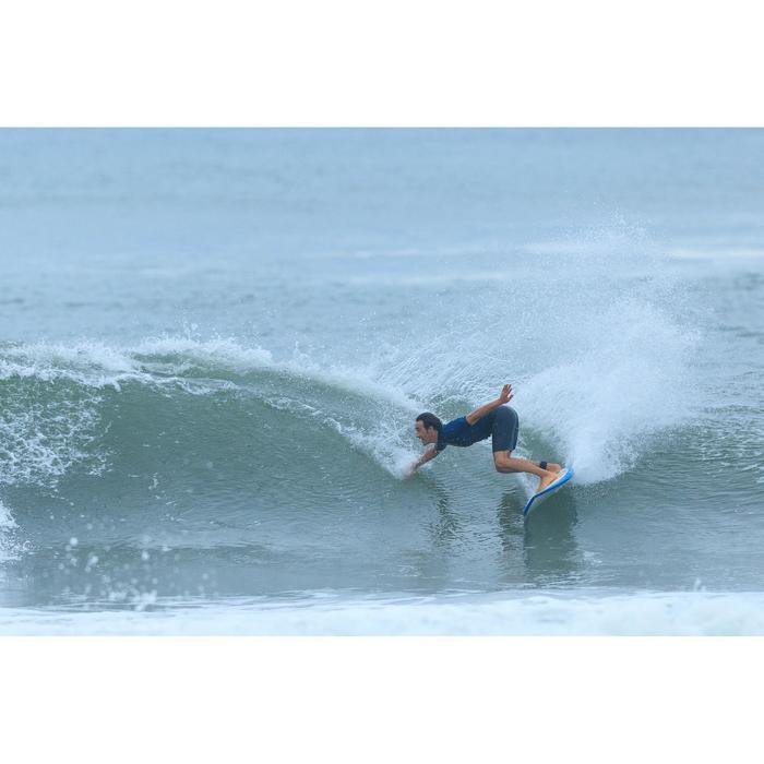 "Surfboard 900 Egg 6'6"" Epoxidharz hand-made 3 FCS-Finnen"