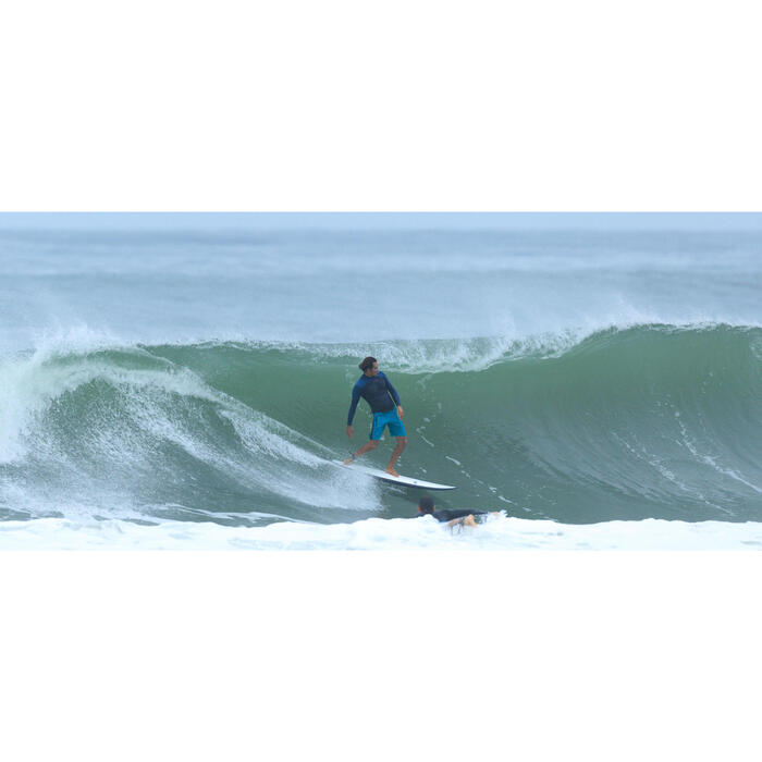 Boardshorts Surfen 950 Herren türkis