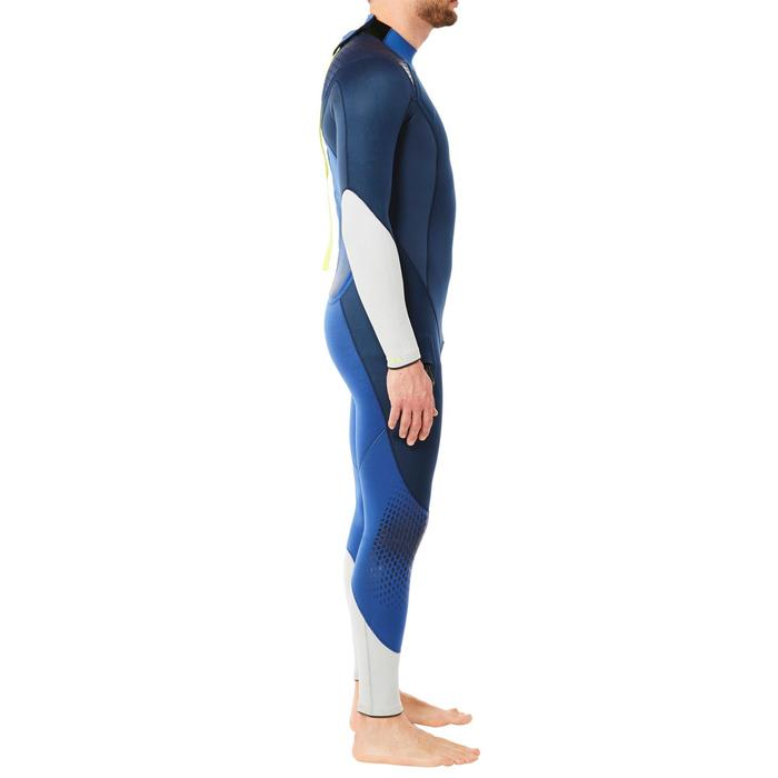 Men's SCD 540 3mm SCUBA diving wetsuit with padding - 1324292