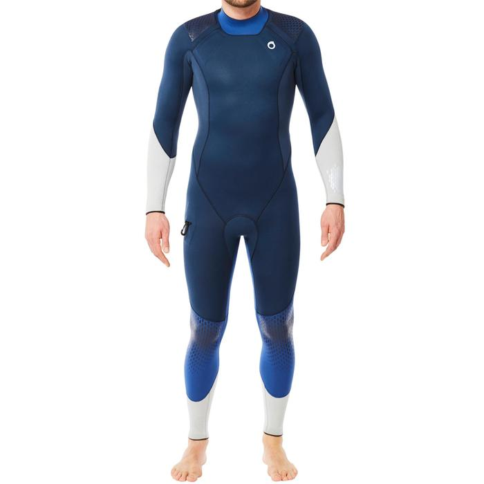 Men's SCD 540 3mm SCUBA diving wetsuit with padding - 1324311