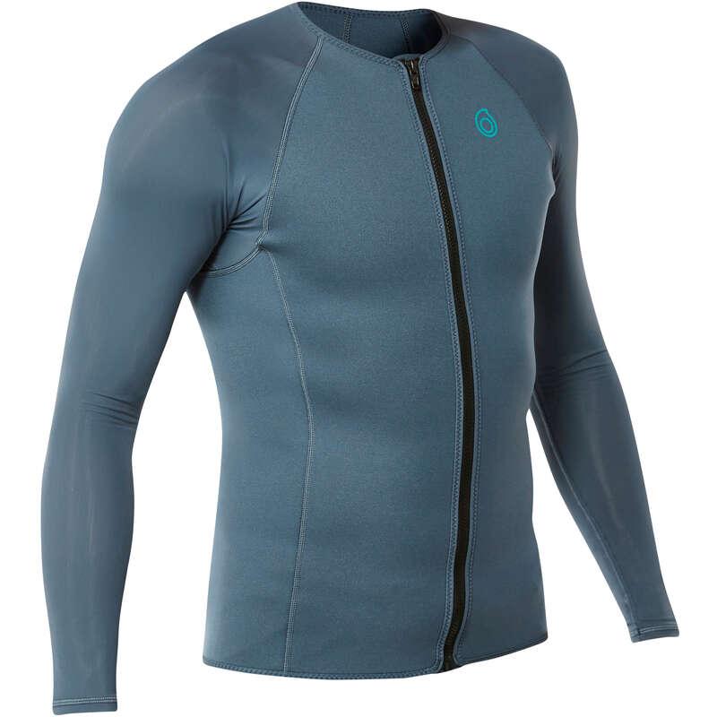 SNORKELING THERMAL INSULATION Snorkeling, Freediving, Diving - Bluză snorkeling 500 Bărbați  SUBEA - Snorkeling