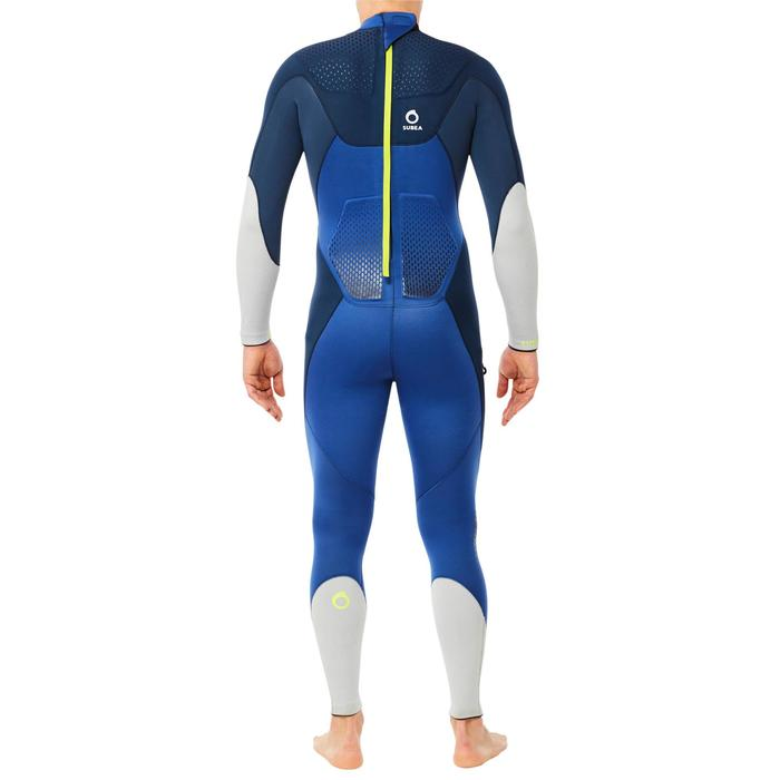 Men's SCD 540 3mm SCUBA diving wetsuit with padding - 1324347