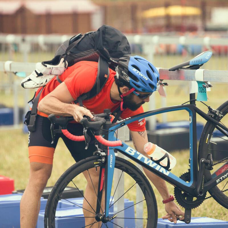 preparer son vélo pour un triathlon