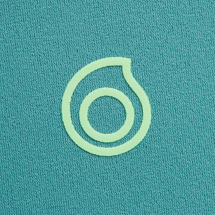 Top de snorkel 1,5 mm manga larga SNK ML 500 Mujer gris
