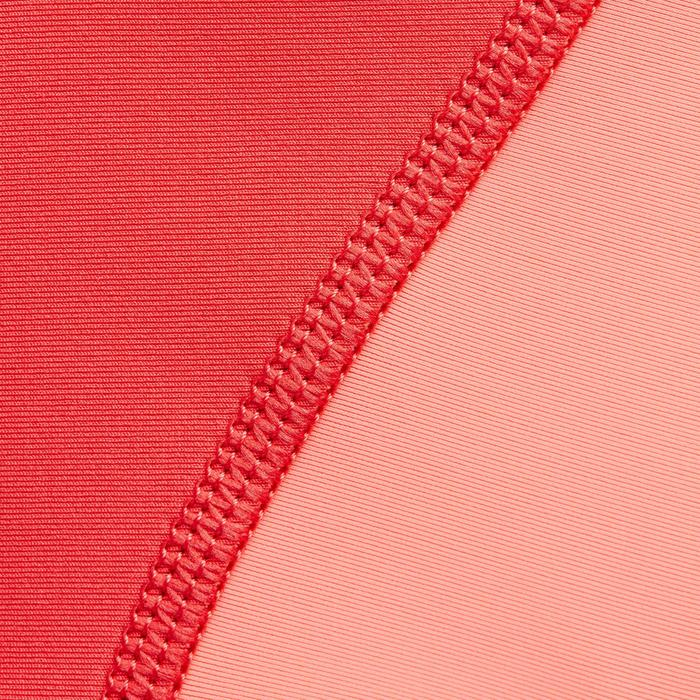 Top neopreno de snorkel 1,5 mm 900 niños rosa coral