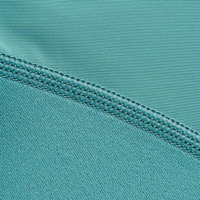 Snorkeltop in neopreen van 1,5 mm voor dames SNK LM 500 grijs
