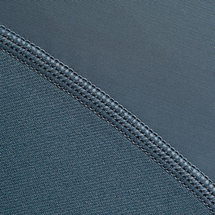 Snorkeltop met lange mouwen heren 1,5 mm SNK 500 grijs