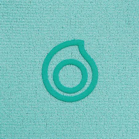 SNK ML 500 1.5mm neoprene Children's Snorkelling Top - turquoise