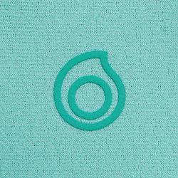 Snorkeltop in neopreen 1,5 mm SNK 500 LM kinderen turquoise