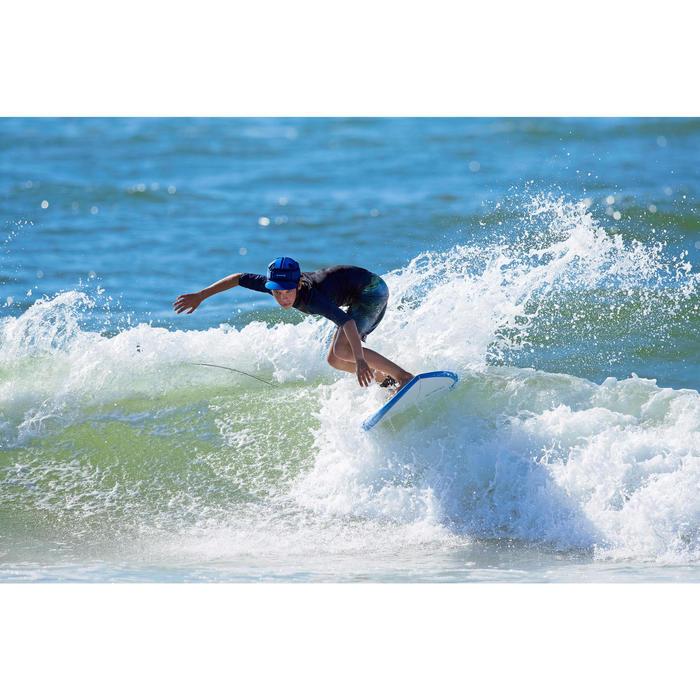 Casque pour la pratique du surf  , soft ,bleue - 1324421