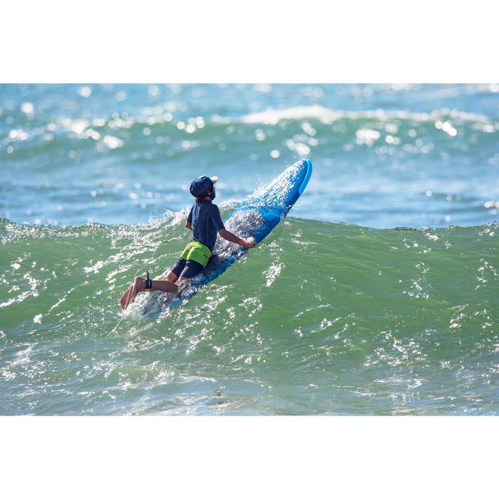 Casque pour la pratique du surf  , soft ,bleue