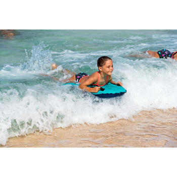 Bodyboard gonflable discovery Kid vert