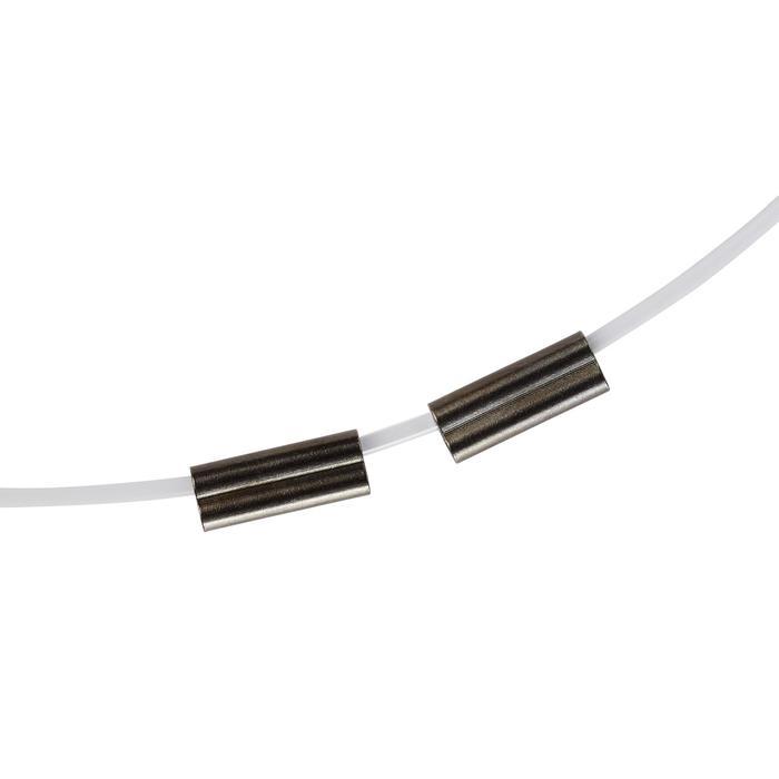 Lijnkit van 15 m met 6 sleeves om je harpoen te verbinden met je harpoengeweer