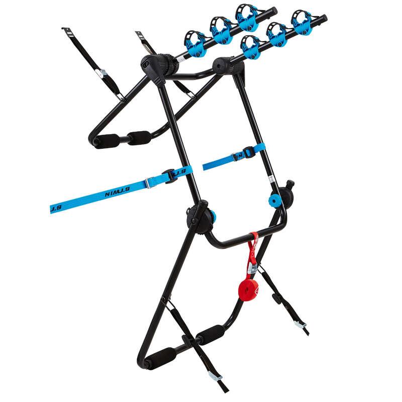 Перевозка велосипедов Мастерская - ВЕЛОКРЕПЛЕНИЕ 320 для 2-3 вел BTWIN - Семьи и категории