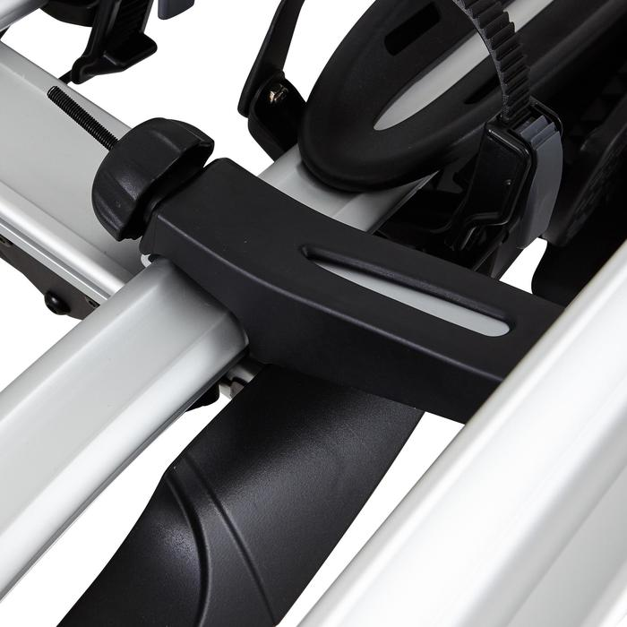Adaptateur porte-vélos VéloCompact pour transporter 1 vélo supplémentaire.