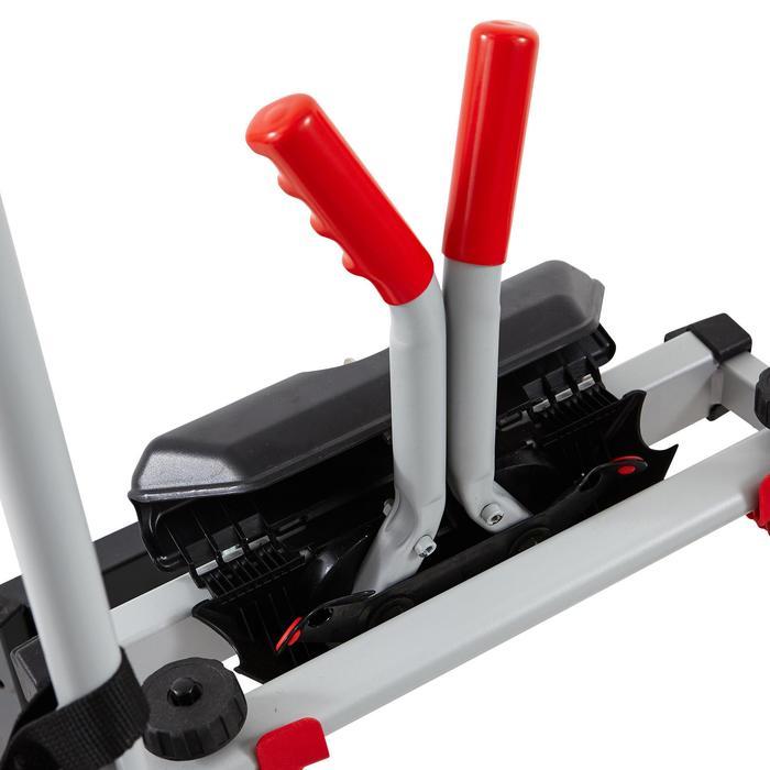 Porte-vélo plateforme sur attelage TowVoyage Rapid 4 vélos - 1324606