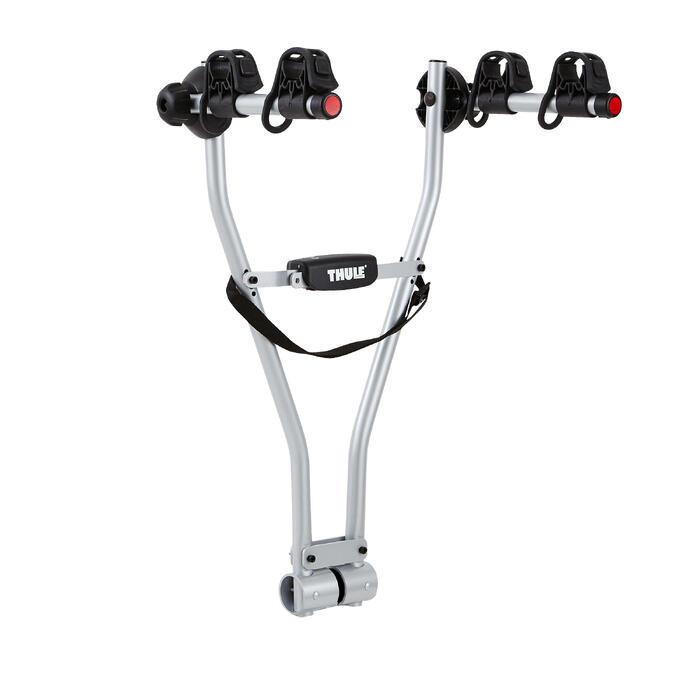 Fietsendrager op trekhaak ophangsysteem Xpress 2 fietsen