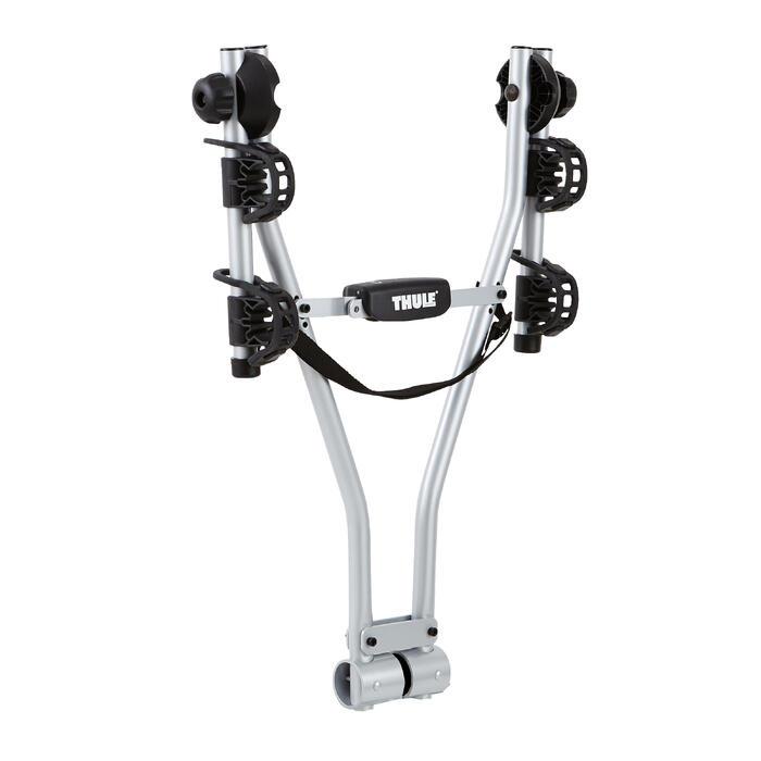 Fietsendrager XPress 2 fietsen - montage op trekhaak fietsdrager