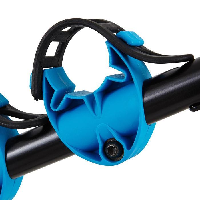 Fietsendrager voor op achterklep auto 320 3 fietsen - 1324628