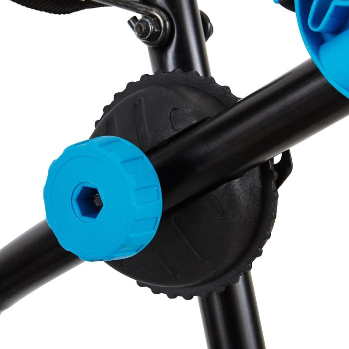 Fietsendrager achterklep 300 voor 2-3 fietsen