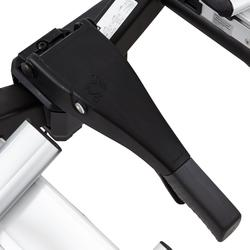 Fietsendrager voor de trekhaak VeloCompact 927 7-polig 3 fietsen
