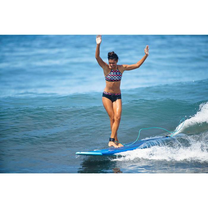 Haut de maillot de bain femme brassière de surf avec coques ANDREA LARA