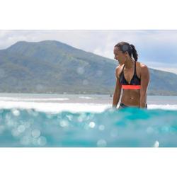 Bikini-Oberteil Bustier Isa Shine Surfen Damen