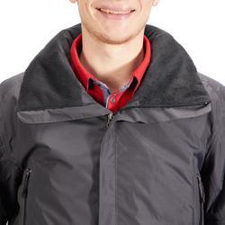 Winter-Reitjacke 500 Warm Herren grau