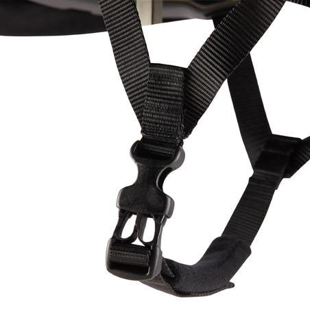 140 Velvet Horseback Riding Helmet - Black