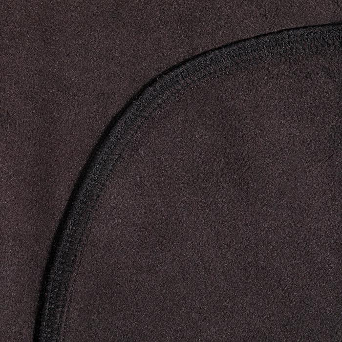 Pantalón Equitación Fouganza 500 Kipwarm Hombre Negro Cálido Impermeable