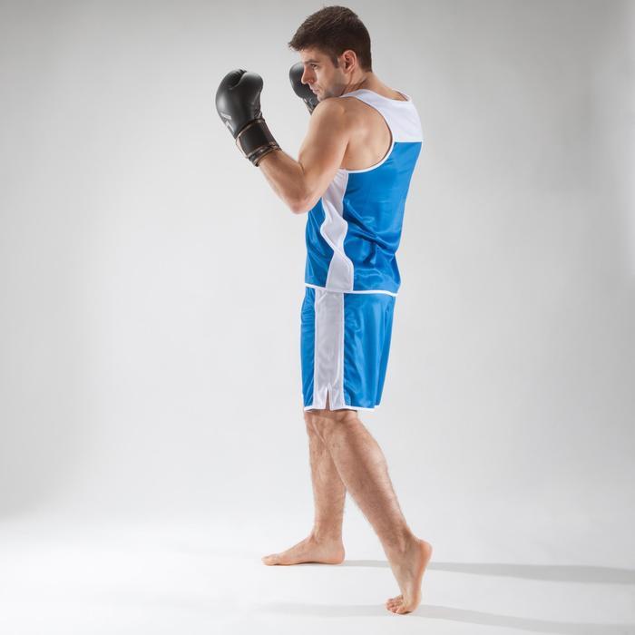 Wende-Boxshorts 900 Erwachsene Boxwettkämpfe
