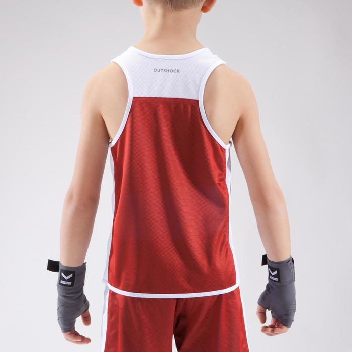 Boxshirt wendbar Wettkampf 900 Kinder
